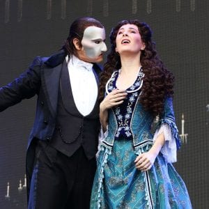 Phantom of the opera κλείνει