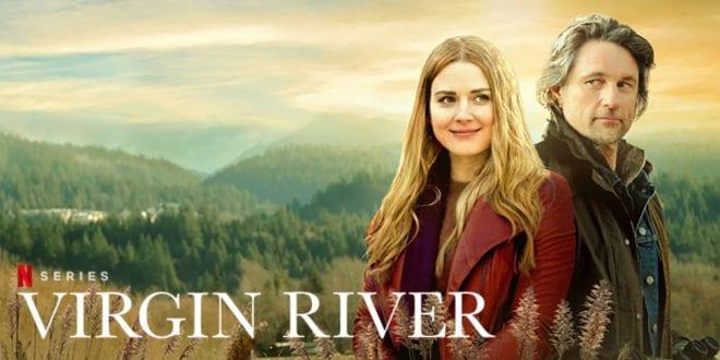 Η Πόλη Δίπλα στο Ποτάμι αφίσα