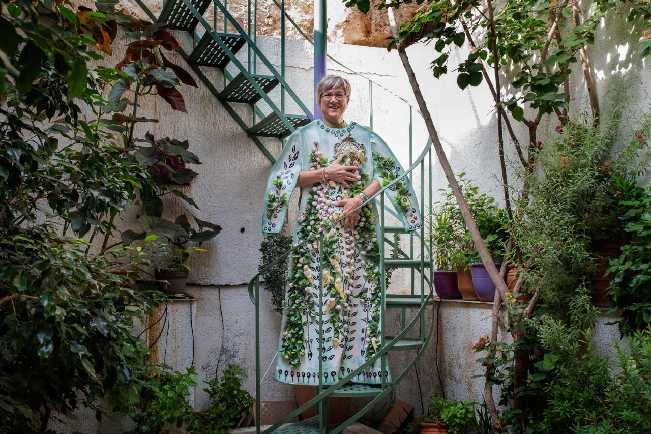 Άλμα Ζωής: Το Ρούχο της Ζωής - Οι Εννέα Μούσες Project