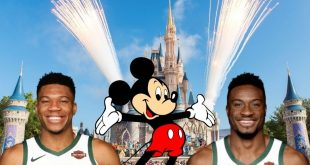 Θανάσης και Γιάννης Αντετοκούμπο σε ταινία της Disney
