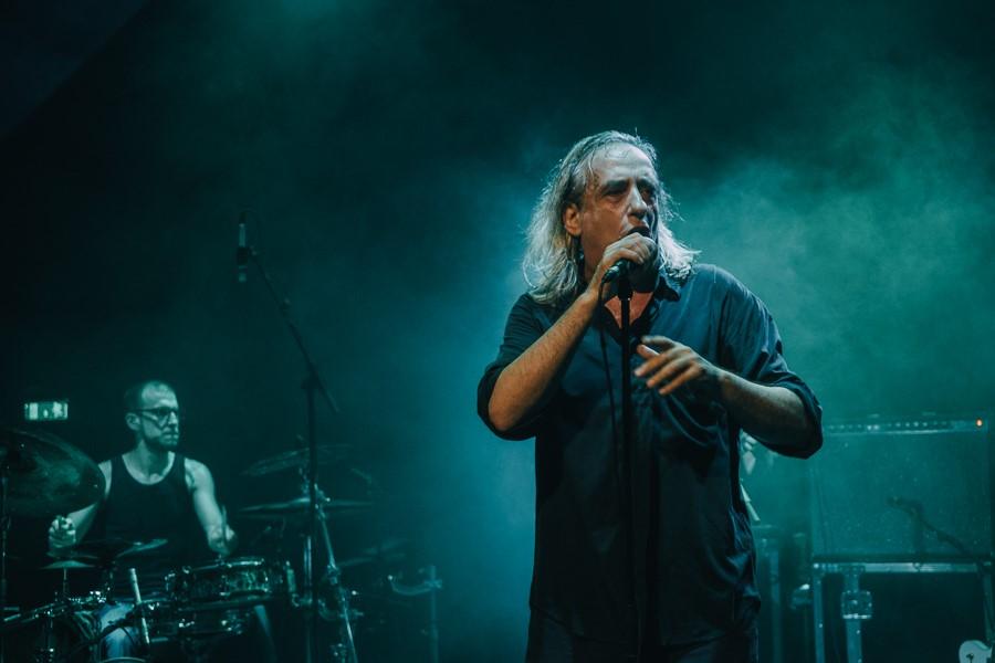 Γιάννης Αγγελάκας τραγουδιστής