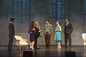 Εθνικό θέατρο σκηνή από παράσταση