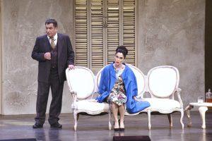 παράσταση δύο ηθοποιοί