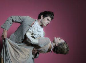 η κληρονομιά από μηχανής θέατρο χορευτική κίνηση