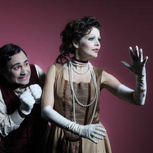 Η κληρονομιά ηθοποιοί με τρομαγμένο ύφος