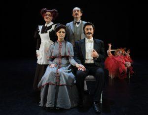Η κυρία του μαξίμ εθνικό θέατρο