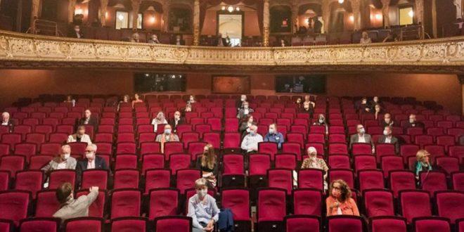 Θέατρο: Ανοίγει η αυλαία με 30% χωρίς πλαφόν