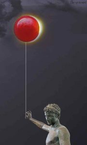 Έργο τέχνης μπαλόνι