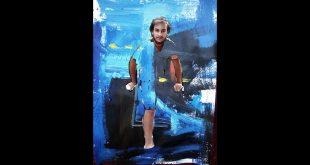 Διαδυκτιακή έκθεση ζωγραφικής Αθανάσιος Βακιρτζής