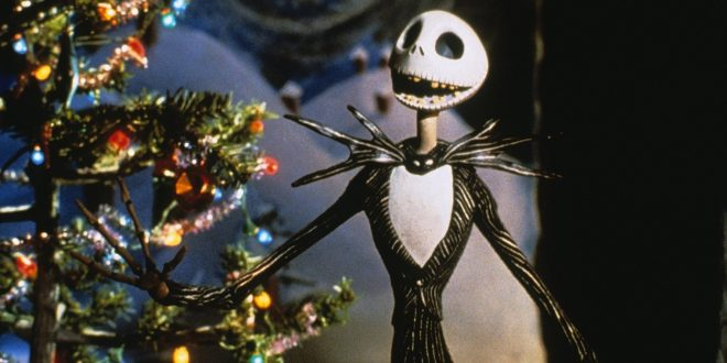 ο τζακ στην ταινία Halloween Χριστουγεννιάτικος Εφιάλτης