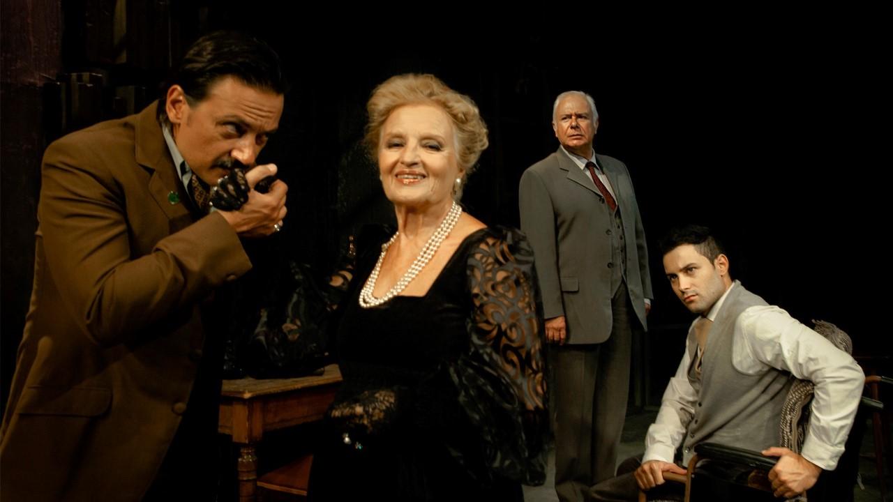 Ο απρόσκλητος επισκέπτης: Δεύτερη χρονιά στο θέατρο Eliart | Youfly