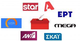 Τηλεόραση: Ψήφισε τις αγαπημένες σου ψυχαγωγικές εκπομπές και σειρές
