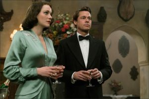 Σύμμαχοι με την Marion Cotillard και τον Brad Pitt