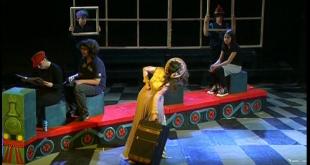 μικροί θίασοι θεατρικό εργαστήρι για εφήβους