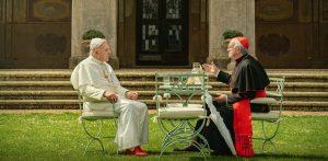 Σκηνή από την ταινία Οι Δύο Πάπες στο Netflix που αξίζει να δεις