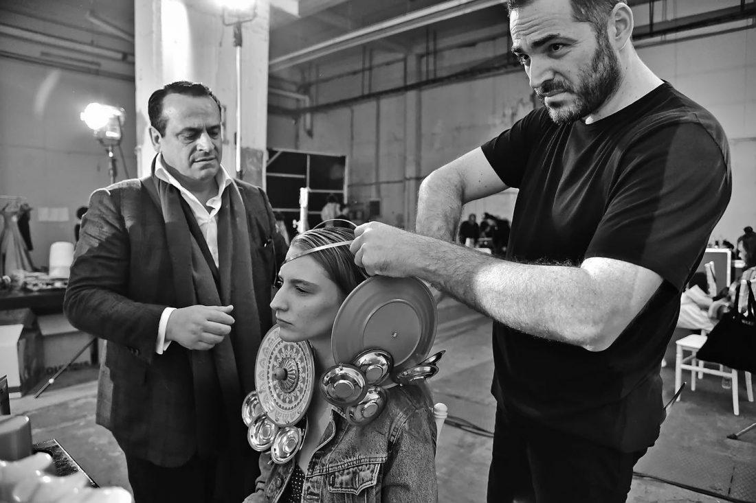 ΒΑΣΙΛΗΣ ΔΙΑΜΑΝΤΟΠΟΥΛΟΣ - GNTM 3 Makeover: Ποιος θα μεταμορφώσει απόψε τα μοντέλα