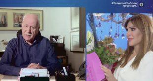 Open TV: Η πρεμιέρα της Χατζηβασιλείου και οι ευχές Παπαδάκη