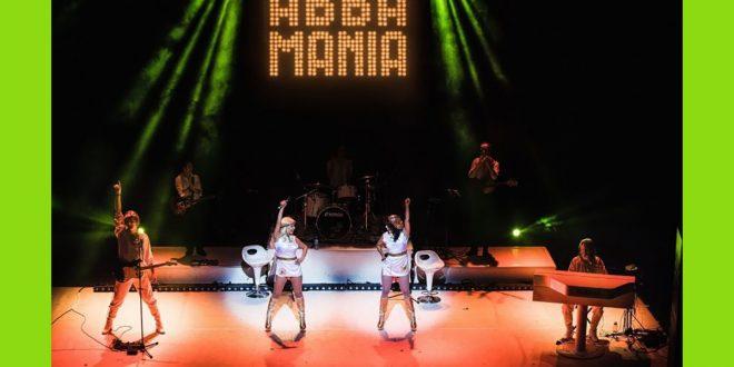 Abba Mania Abba Christmas Theater