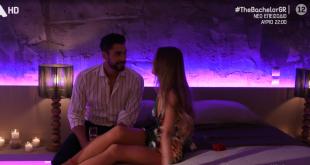 The Bachelor Ο Παναγιώτης έκανε ερωτική εξομολόγηση στη Μαρίνα