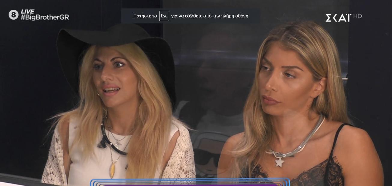 Big Brother - Σοφία Άννα Μαρία