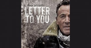 Letter To You album Bruce Springsteen