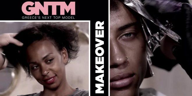 GNTM 3 makeover