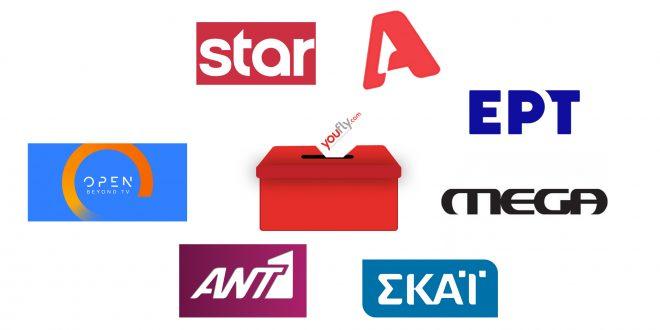 Δημοσκόπηση Youfly.com - Τηλεόραση: Πάρε μέρος στο τηλεοπτικό βαρόμετρο