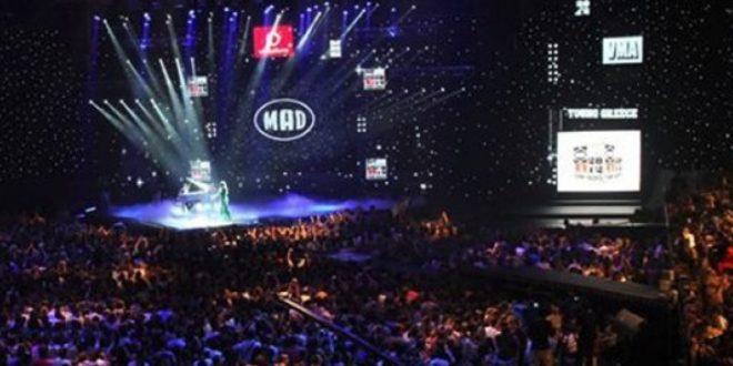 MEGA MAD τηλεοπτικά Mad Awards