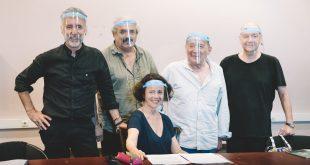 Θέμης Πάνου - ΚΘΒΕ: «Αυτά τα έργα είναι η χαρά του ηθοποιού»