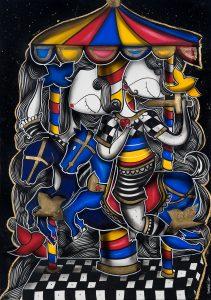 Xώρος τέχνης G.E. Kapopoulos Sonke