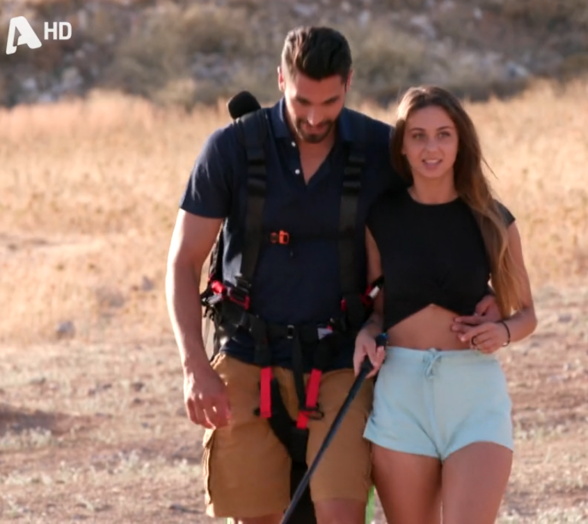 The Bachelor / Παναγιώτης Μαρίνα