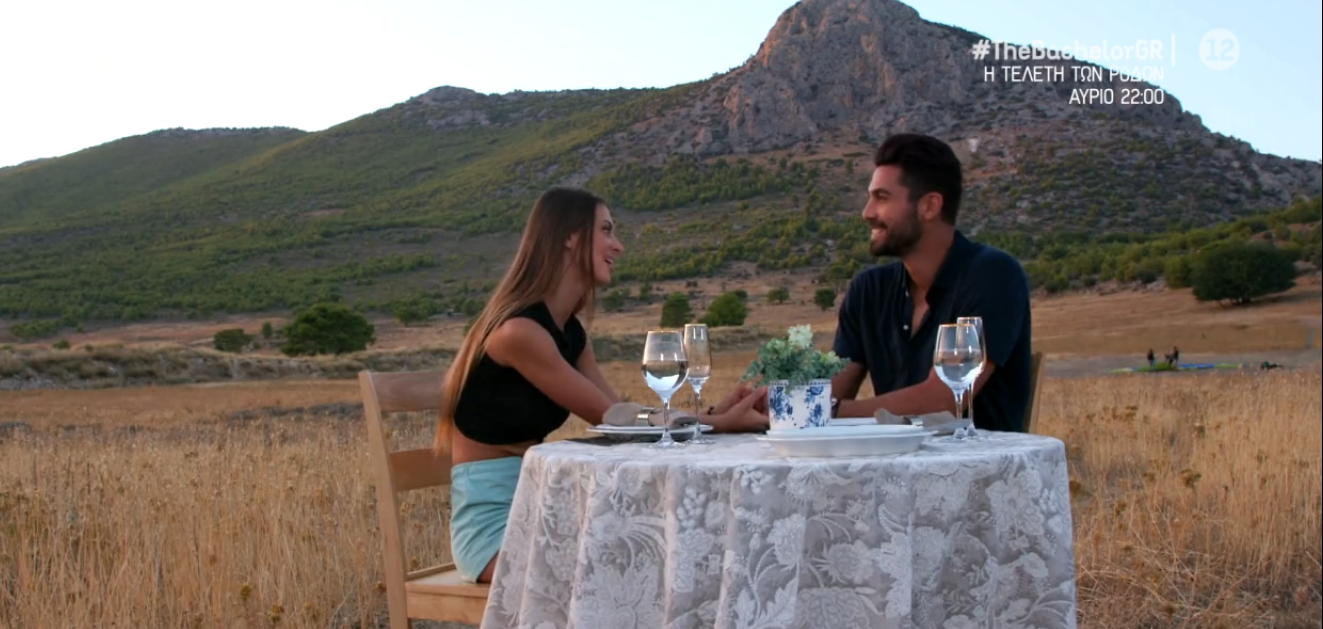 The Bachelor / Παναγιώτης Μαρίνα ραντεβου