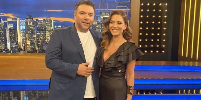 The 2night Show λασκαράκη