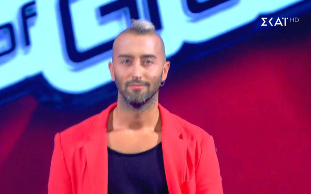 The Voice of Greece 18/10