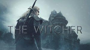 The Witcher πόστερ