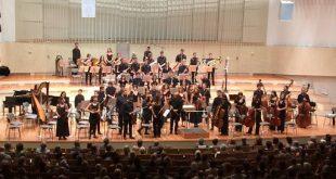 Underground Υouth Orchestra Μέγαρο Μουσικής 27 Οκτωβρίου