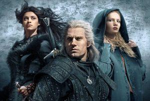 Witcher spin-off blood origin