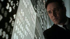 Ο Russell Crowe στην ταινία Ένας Υπέροχος Άνθρωπος που τιατίθεται στο Netflix