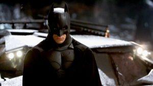 Ο Batman στην ταινία επιστημονικής φαντασίας του Christopher Nolan
