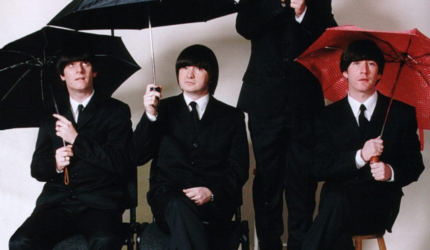 Back Beat Beatles Christmas Theater
