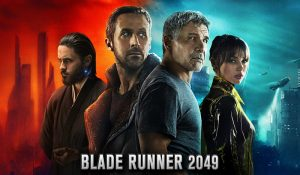 Η αφίσα της ταινίας Blade Runner 2049 που διατίθεται στο Netflix