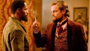 Ο Leonardo DiCaprio σε σκηνή της ταινίας του Ταραντίνο - μία από τις καλύτερες στο Netflix