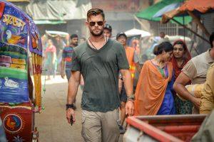 Ο ηθοποιός Chris Hemsworth στην ταινία Extraction του Netflix που αξίζει να δεις