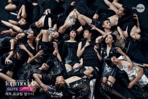 Korea's next top model intro