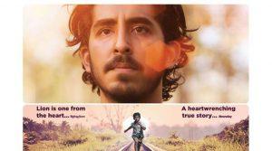 Η αφίσα της ταινίας Lion που πρέπει να δεις στο Netflix