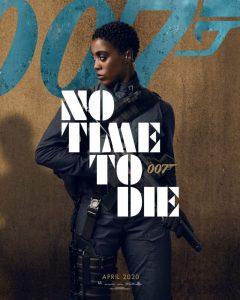 Lyshana Lynch no time to die James Bond