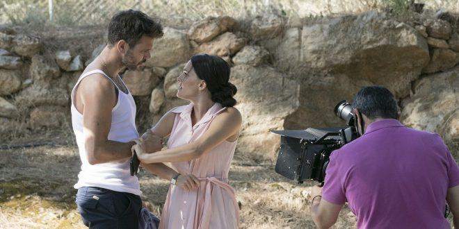 Λεβεντογιάννης - Μηνά - Ακόμη πιο δυνατές και συναρπαστικές εξελίξεις - ανατροπές έρχονται στη δραματική σειρά του Alpha «Αγγελική», αφού ένας νέος έρωτας για την Αγγελική βάζει φωτιά στη σειρά.