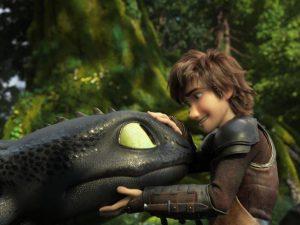 ταινίες netflix πώς να εκπαιδεύσετε τον δράκο σας
