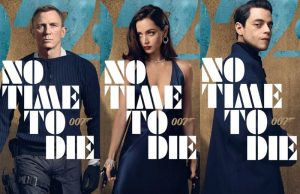 No time to die τζέιμς μποντ ηθοποιοί