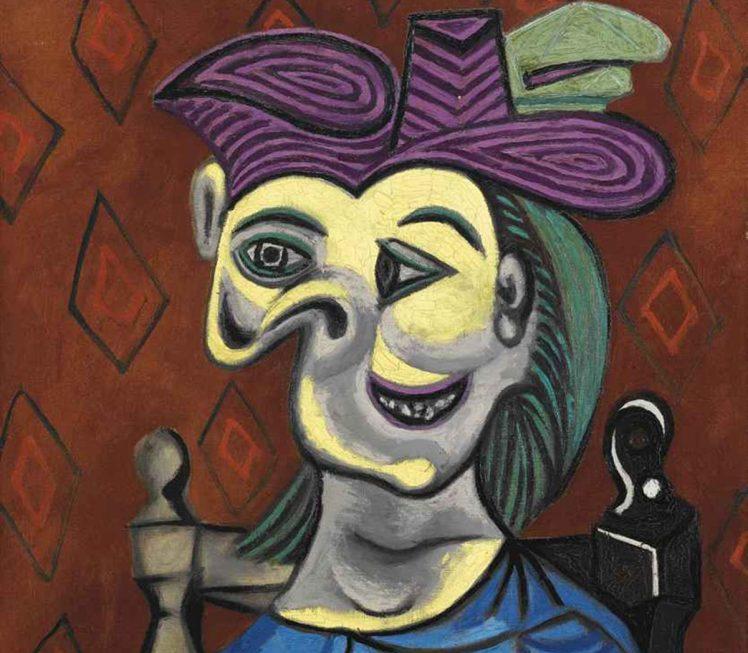 Pablo Picasso ζωγράφος